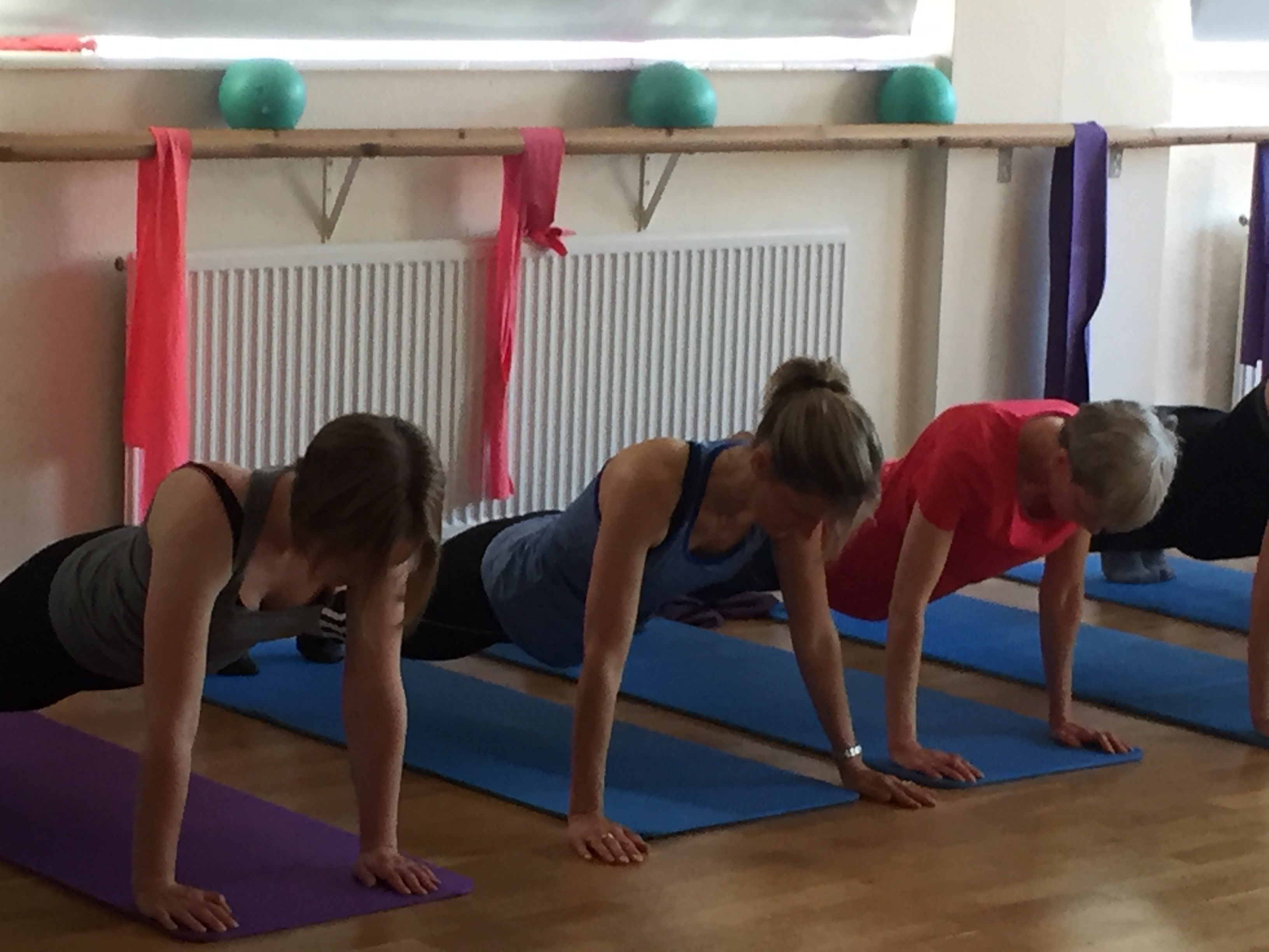 Pilates-Class-in-St-Albans